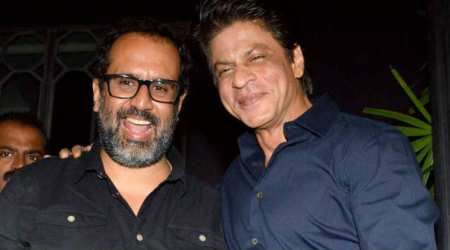 Aanand L Rai is all praise for Zero actor Shah Rukh Khan