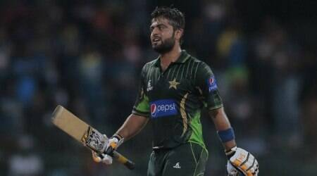 PCB provisionally suspends batsman Ahmed Shehzad for failing dope test