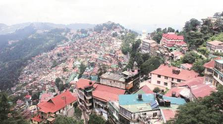 Construction ban in Shimla to continue as NGT turns down reviewpetition