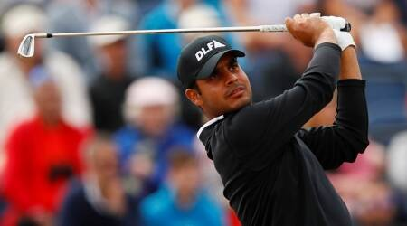 Shubhankar Sharma takes share of lead at CIMB, eyes maiden PGA Tour title