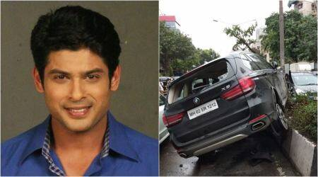 Mumbai: TV actor Sidharth Shukla booked for injuring 7 in car crash