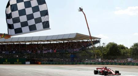Formula One wants Silverstone silence on contracttalks