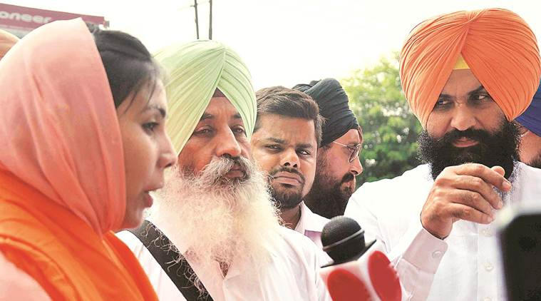 Punjab: Woman, who accused DSP of pushing her into drugs, launches anti-drug campaign with Bains brothers
