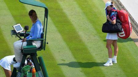 Top seed Simona Halep stunned by Hsieh Su-wei in Wimbledon 2018 third round