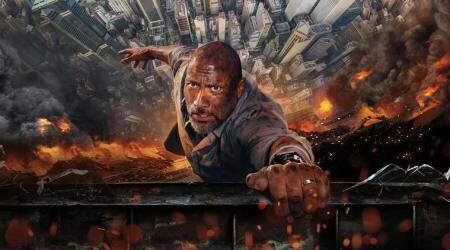Skyscraper review roundup: Dwayne Johnson's latest outing receives mixed reviews