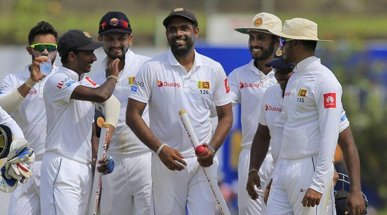 Off-spinner Dilruwan Perera bowled unchanged from one end to claim figures of 6/32