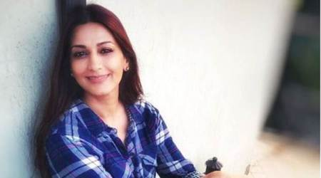 Sonali Bendre thanks colleagues for the good wishes, says she is 'fighting at being fit again'