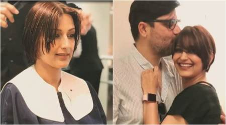Sonali Bendre: I'm trying to maintain a positive outlook