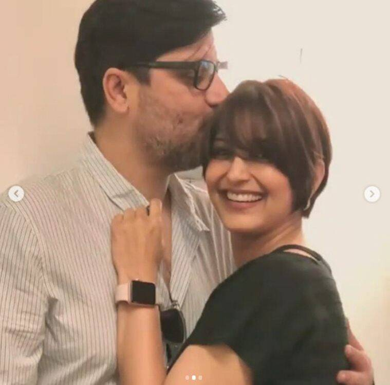 sonali bendre in new york for cancer treatment