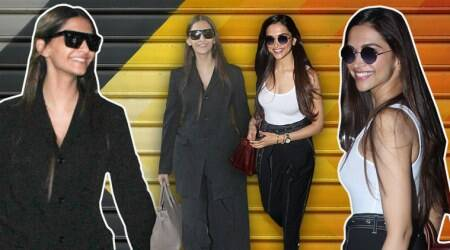 Deepika Padukone or Sonam Kapoor: Whose monotone travel style do you like?