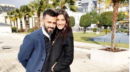 Sonam Kapoor celebrates Anand Ahuja's birthday; the duo makes for a stylish pair