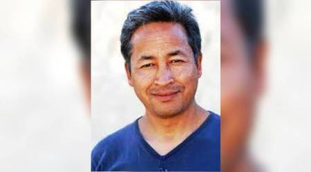 Who is Sonam Wangchuk
