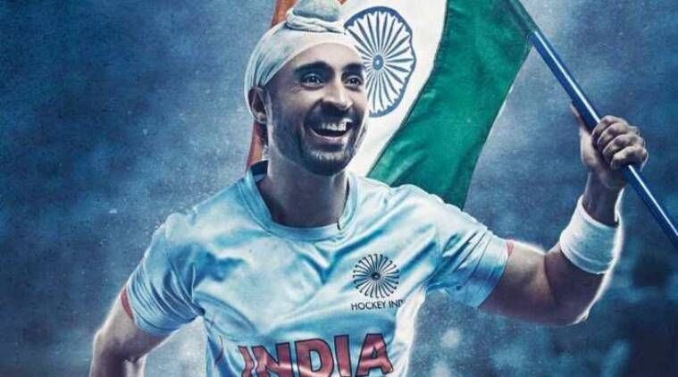 diljit dosanjh talks about playing hockey player in soorma