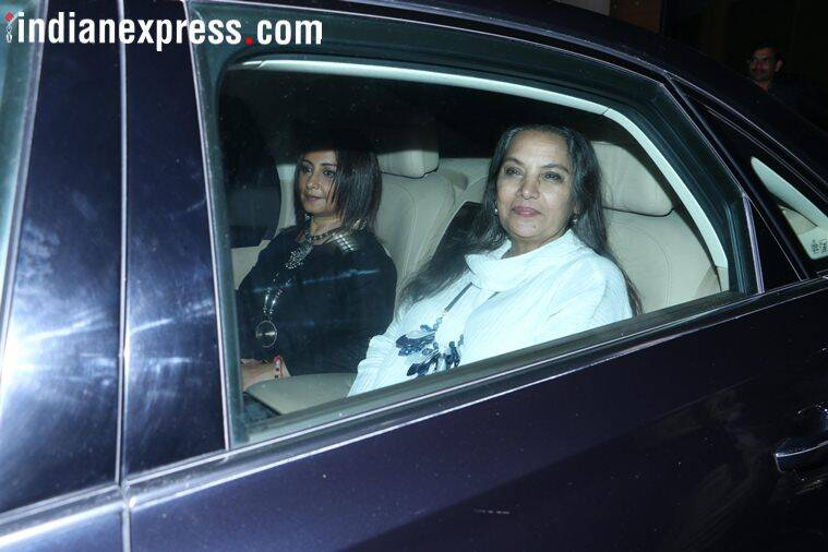 divya dutta, shabana azmi at soorma screening