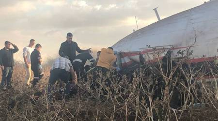 South Africa: 20 injured in plane crash outside capital Pretoria