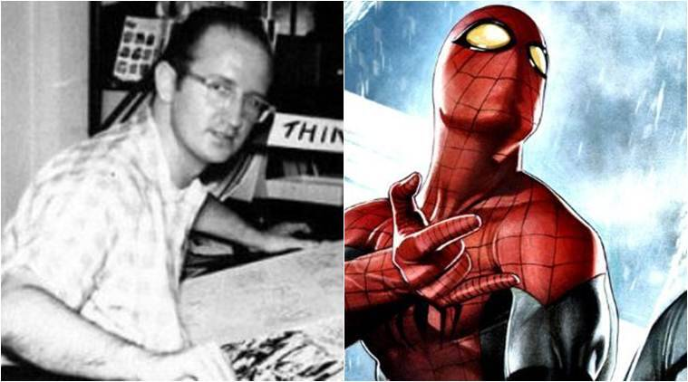 Steve Ditko, Spider-Man co-creator