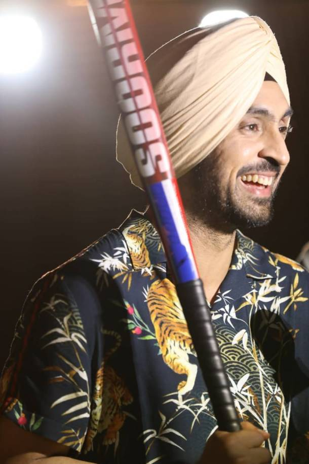diljit dosanjh hockey player