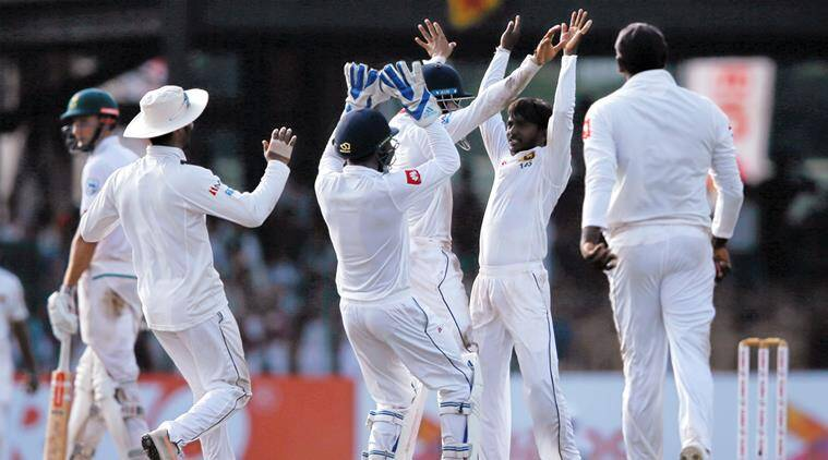 2nd Test: Sri Lanka reign in Colombo despite Maharaj milestone