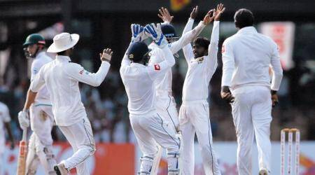 SA sent spinning towards defeat as SL sense sweep
