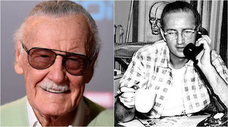 stan lee honours steve ditko