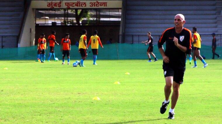Stephen Constantine, Stephen Constantine India, Stephen Constantine coach, Stephen Constantine India coach, FIFA U17 World Cup, sports news, football, Indian Express