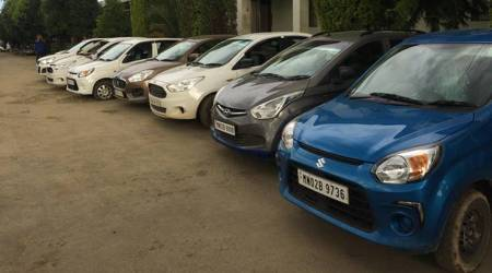 Manipur: Kolkata police recovers stolen vehicles from Imphal
