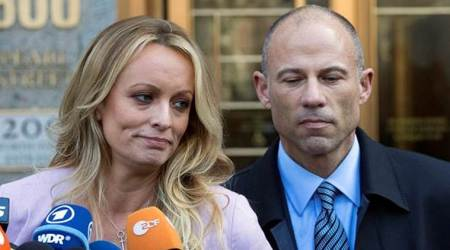 Feds say ex-firm of Stormy Daniels' lawyer owes unpaidtaxes
