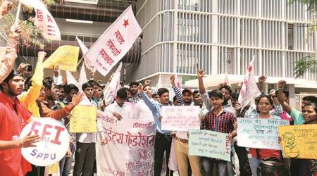 Pune: Police action scuttles long march of tribal students, they are sent home