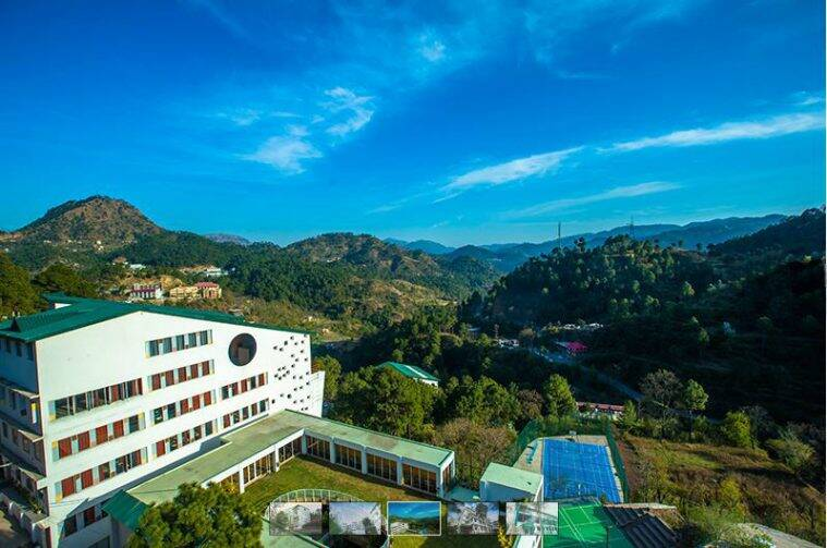 Shoolini University, Himachal Pradesh university, Solan, Shoolini University yoga