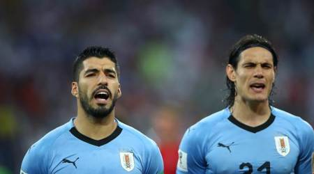 FIFA World Cup 2018: Luis Suarez and Edinson Cavani- a match made in heaven for Uruguay