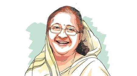 "Speaker Sumitra Mahajan said she would have to ""see a dictionary as to what is being referred to"" there."