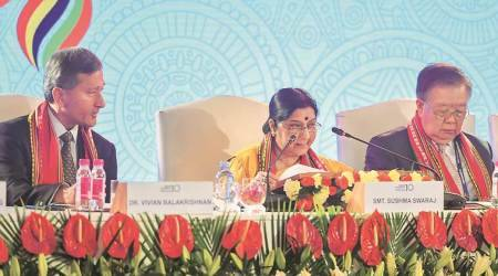 Indo-Pacific must be free, open, inclusive region, says Sushma Swaraj
