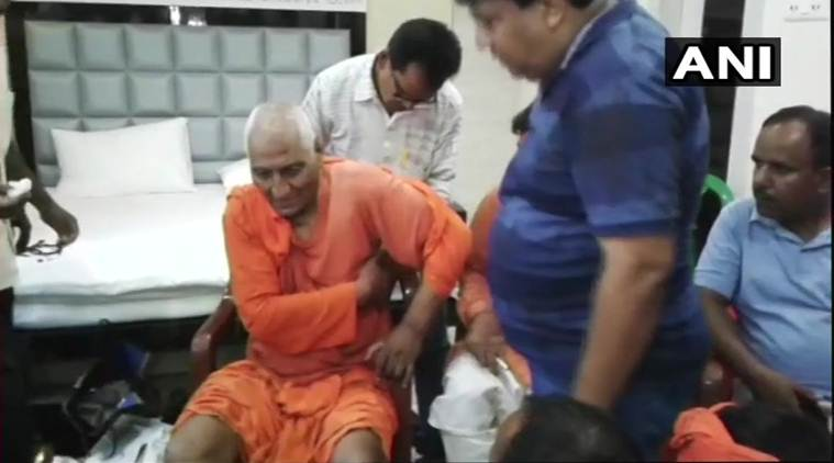Swami Agnivesh after assault in Jharkhand: I thought it was a peaceful state