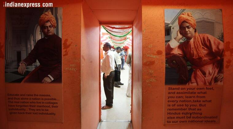 On Swami Vivekananda's 116th Death Anniversary, here are ten inspiring quotes on religion
