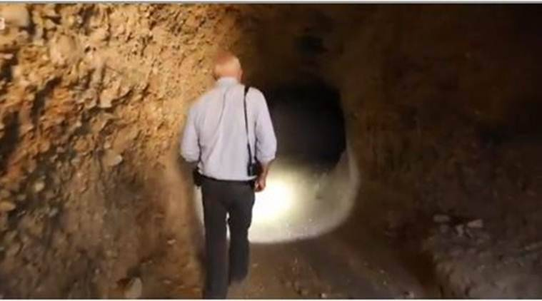 WATCH: Below Douma, Syria's underground war