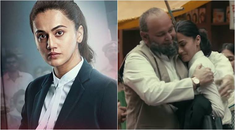 taapsee pannu on mulk