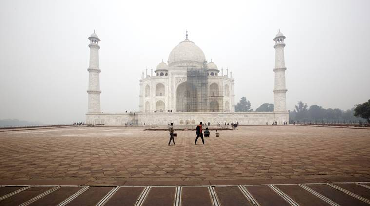 In ASI plan to conserve Taj Mahal: Shoe covers, CNG in Agra
