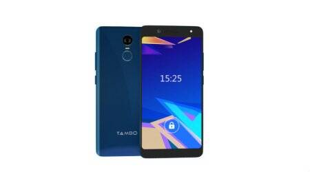 Tambo Mobiles TA-4 with 3,000mAh battery launched in India at Rs6,999