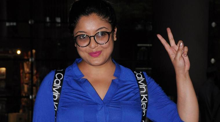 Aashiq Banaya Aapne Actor Tanushree Dutta Returns To India