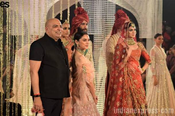 India Couture Week 2018 Day 1 highlights: Aditi Rao Hydari looks like a princess, but Tarun Tahiliani fails to impress