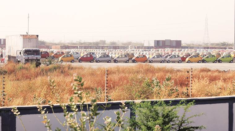 As hatchbacks take over, Nanos now a rare sight at Tata's Sanand plant