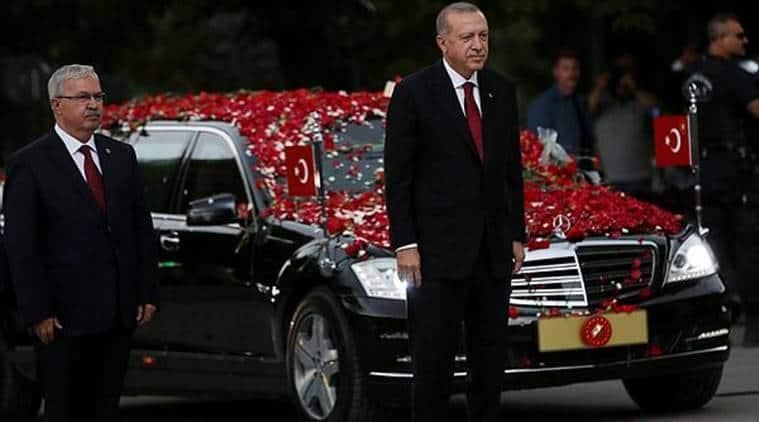 Tayyip Erdogan President Turkey