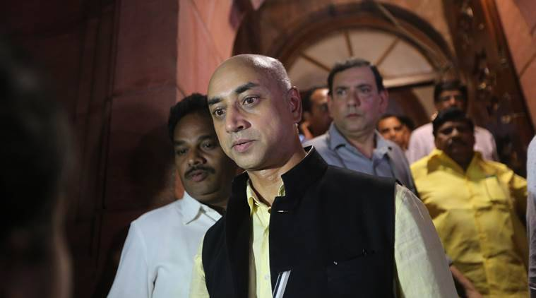 TDP member Galla Jayadev, who initiated debate | The ...- photo #50