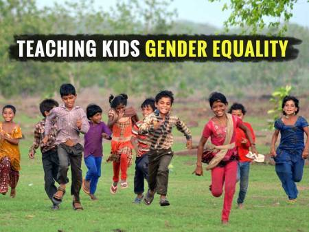 gender equality, how to teach kinds gender equality, why its important to teach kids gender equality, indian express
