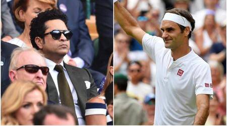 GOATs banter: Sachin Tendulkar and Roger Federer agree to exchange notes