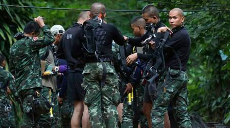 Thailand cave rescue: Australian divers given diplomatic immunity before the mission