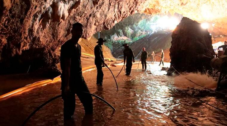 Thailand cave rescue LIVE updates: Six boys brought out, officials say