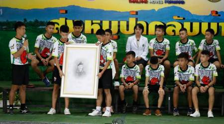World News Wrap | Thai football team speaks to media for the first time since cave rescue