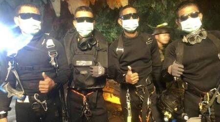 Thailand cave rescue over, allsafe
