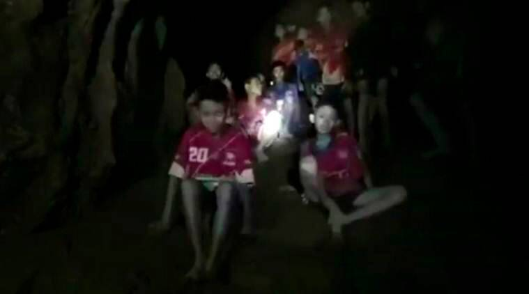 Buddhist meditation may calm team trapped in Thailand cave